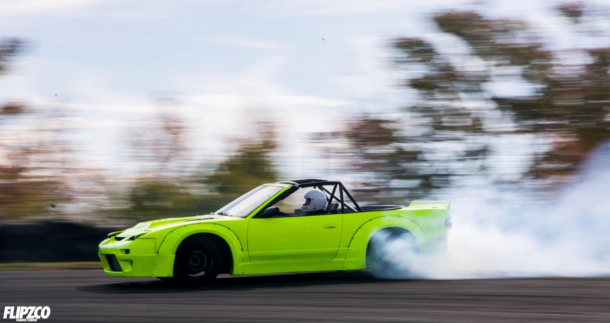 1jz S13 drifting