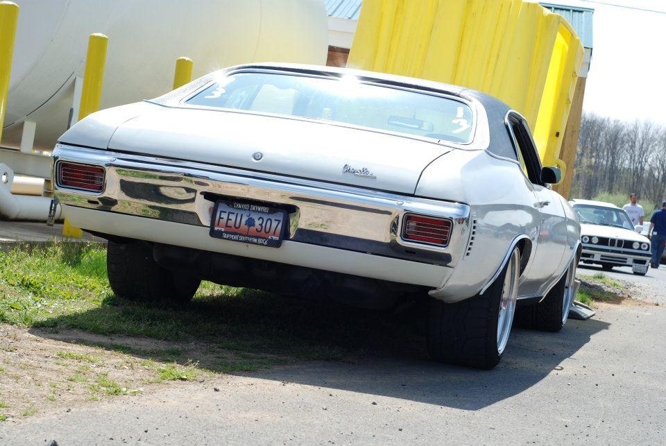 Kiely's Camaro